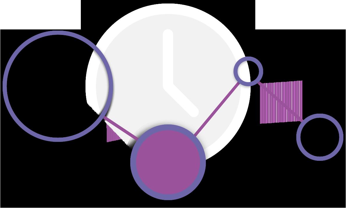 knowledge-graph-clock